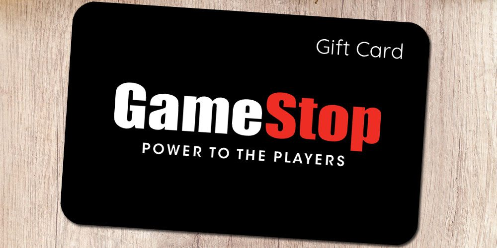 GameStop Gift Card 2020: Enjoy Unlimited Games with Everyone!