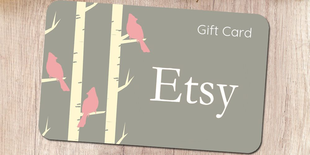 Etsy Gift Card 2020: Perfect Gift for Creative and Craft Freaks