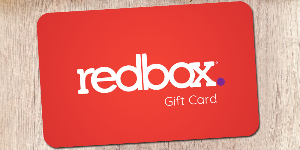 Redbox Gift Card 2020: Gift Movies to Your Dear One!